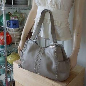 Brighton Genuine Leather Shoulder Bag